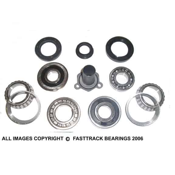 ROVER 200/400/25/45 GEARBOX REBUILD KIT PLUS FRONT COVER