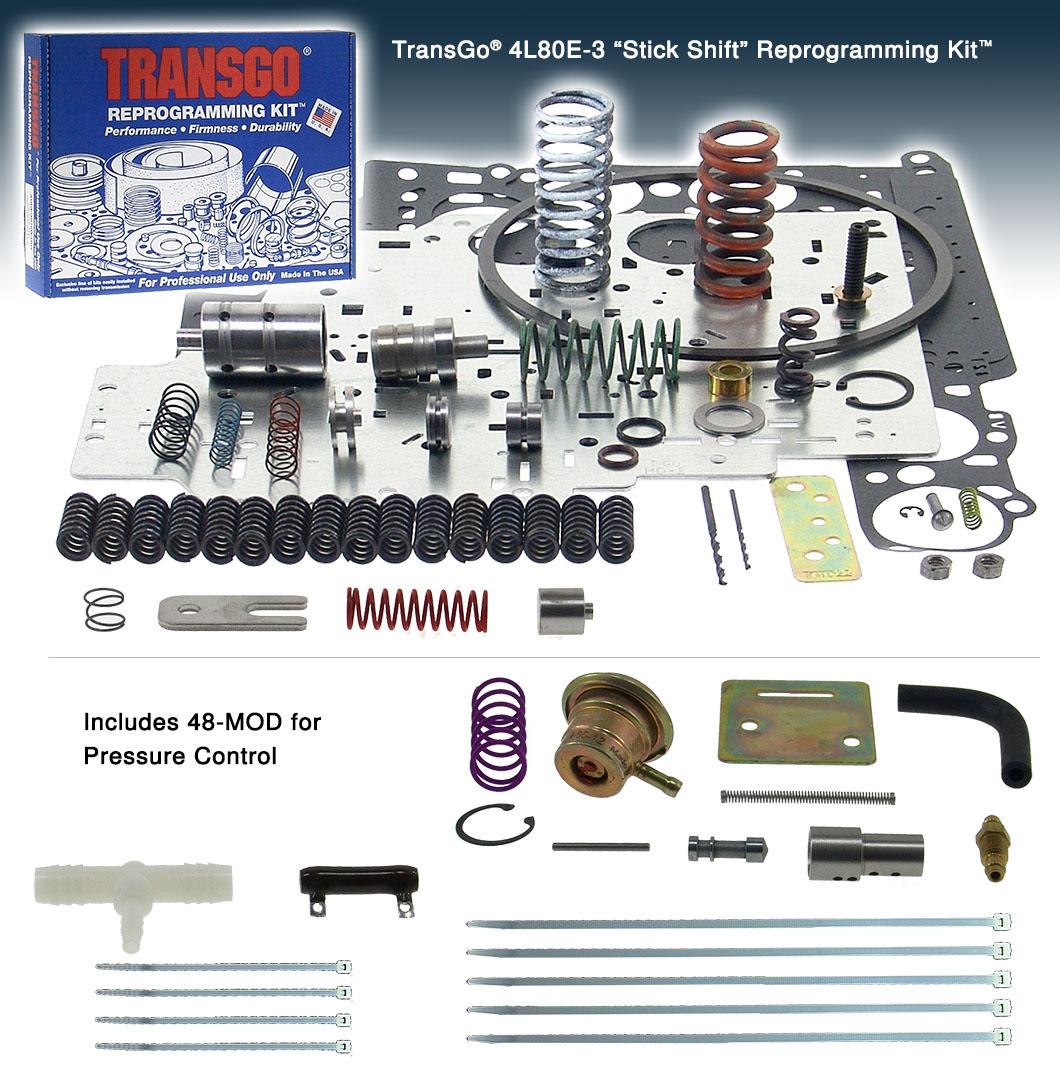 quadzilla 4l80e reprogramming kit full manual shifts