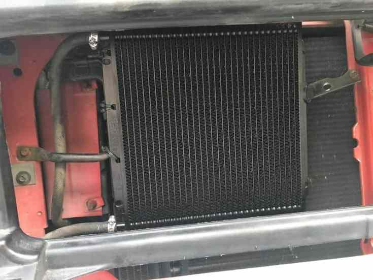 hayden 679 transmission cooler installation - Transmission Cooler Guide
