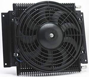 Hayden 526 Transmission Cooler With Fan - Transmission Cooler Guide