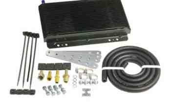 b&m 70264 transmission cooler