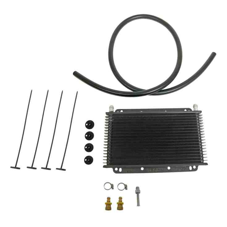 Hayden Rapid Cool 687 Transmission Cooler - Transmission Cooler Guide