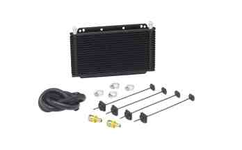 Hayden Automotive 687 Transmission Cooler - Transmission Cooler Guide