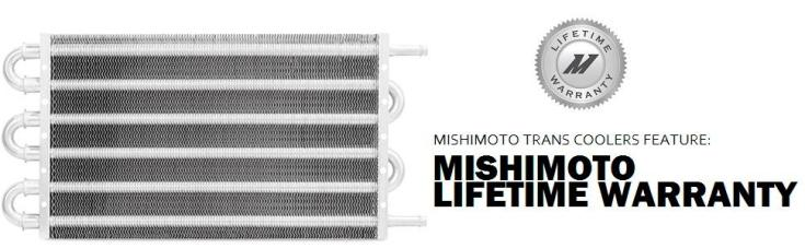 Mishimoto Transmission Cooler Warranty - Transmission Cooler Guide