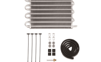 "Mishimoto MMTC-TF-1212 Universal Transmission Cooler, 12"" x 10"" x 0.75"" - Transmission Cooler Guide"