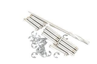 SONNAX 35718-02K TH350 Oversize Accumulator Pin & Reamer