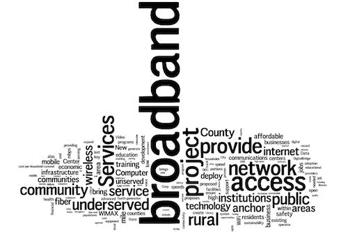 NTIA Broadband Proposal Application Data Spreadsheet | Transmission ...