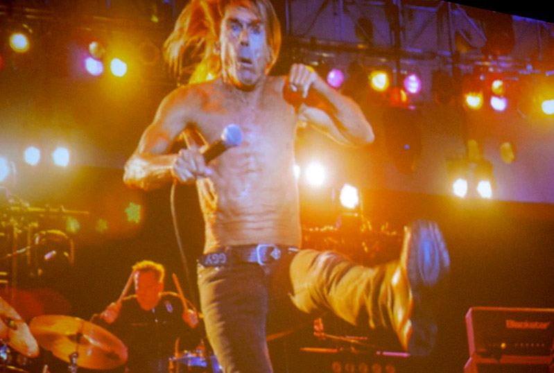 A conversation with James Williamson of The Stooges