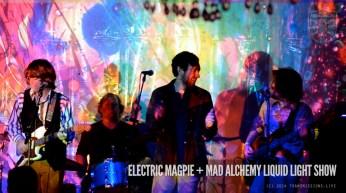 Mad Alchemy Light Show