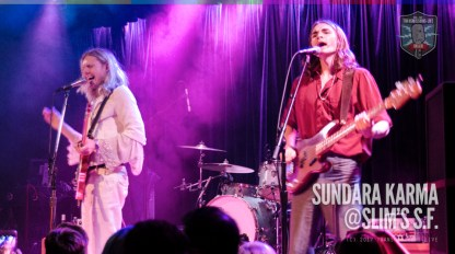 Sundara Karma Live At Slim's