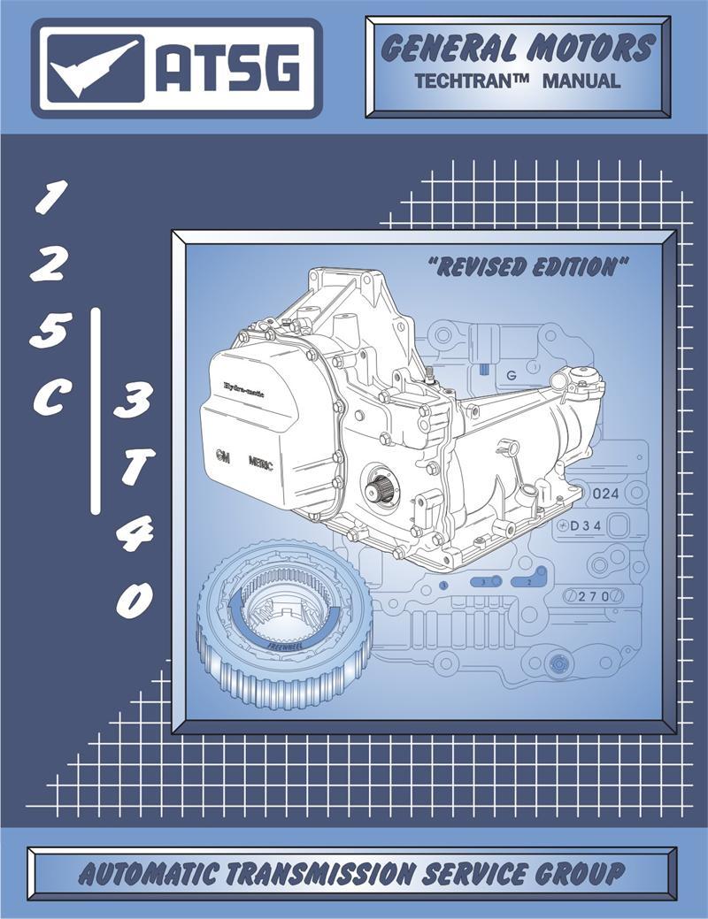 medium resolution of gm 125c transmission rebuild manual