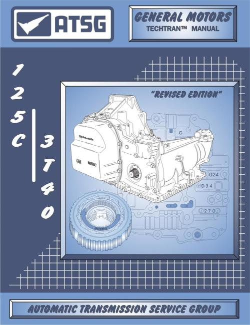 small resolution of gm 125c transmission rebuild manual