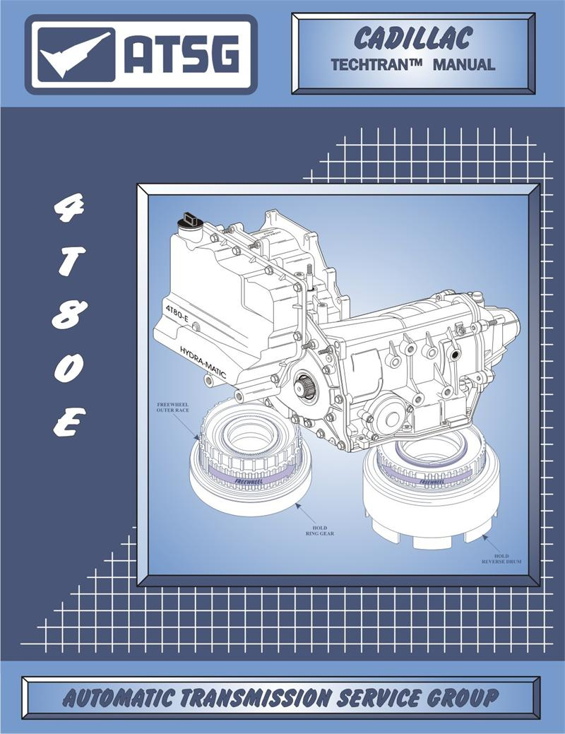 hight resolution of repair rebuild technical manual 4t80e 93 up tat autorepair