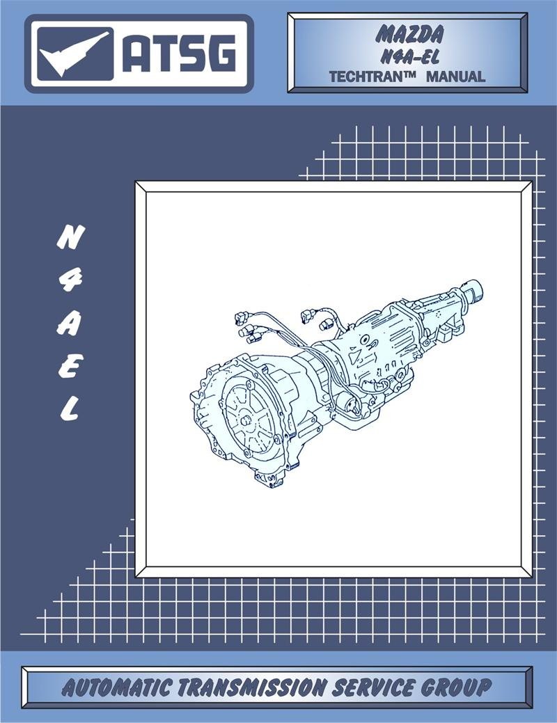 hight resolution of repair rebuild technical manual n4a el mazda