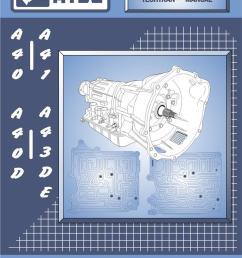 toyota a43d a40 transmission rebuild manual  [ 800 x 1039 Pixel ]