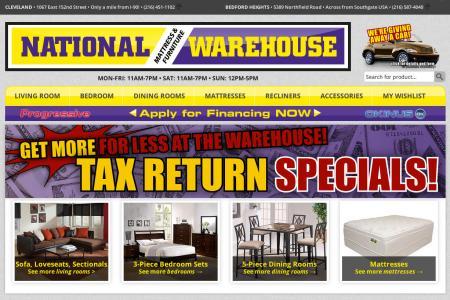 National Mattress & Furniture Warehouse