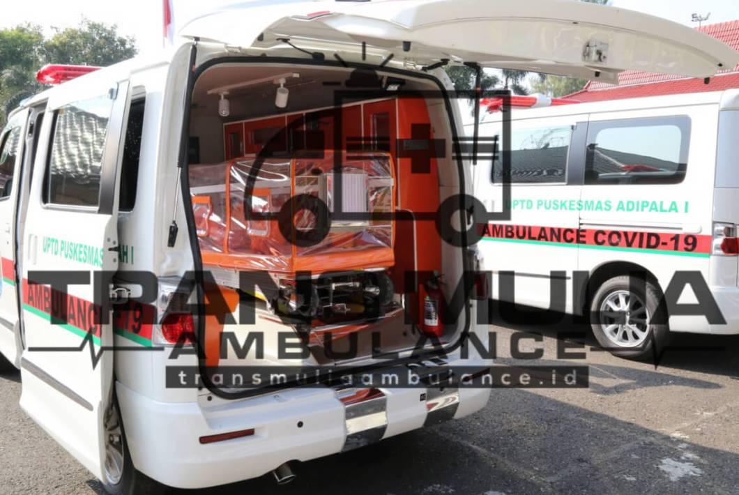Karoseri Ambulance Jawa Timur