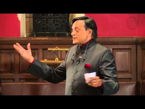 Dr Shashi Tharoor MP – Britain Does Owe Reparations – YouTube