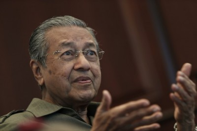 The Criminalization of War: Dr. Mahathir's Letter to Muslims