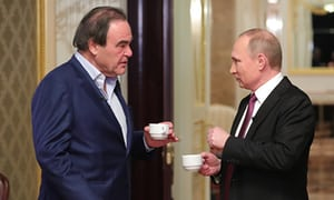 Oliver Stone Interviews with Vladimir Putin: Season 1 (2017) Online For Free