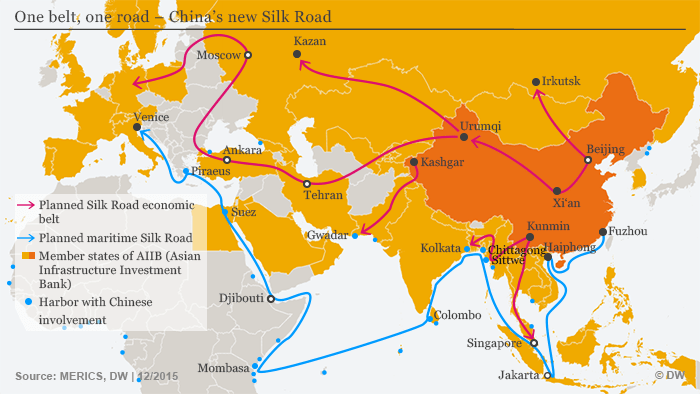 A Relevant Nobel Candidate: China's Xi Jinping and the Silk Road Initiative