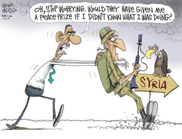 US Ambassador Confirms Billions Spent On Regime Change in Syria, Debunking 'Obama Did Nothing' Myth
