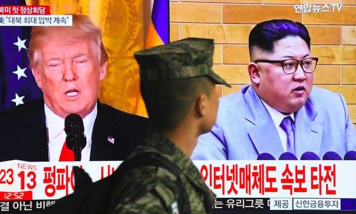 Öppning i Nordkorea-konflikten