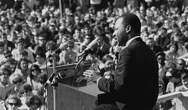 Nonviolence or Nonexistence? The Legacy of Martin Luther King Jr.