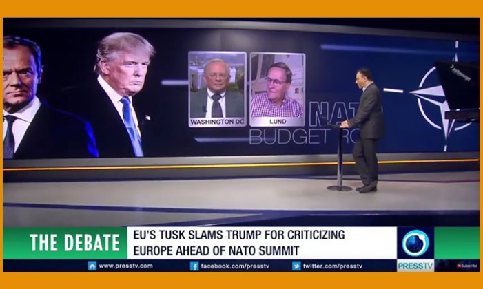 NATO's – bizarre – budget row: It should have more important things to discuss…