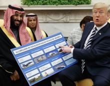 "How the Saudis with U.S. Help Made the Middle East ""A Very Dangerous Place"""