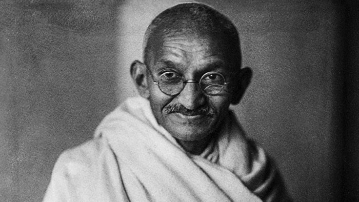 Gandhi is still relevant – and can inspire a new form of politics today