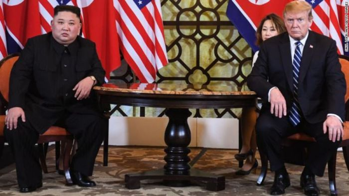 Why the Kim-Trump Summit was a – predictable – fiasco