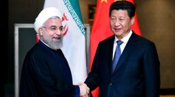 Iran reinforces partnership with China for economic relief