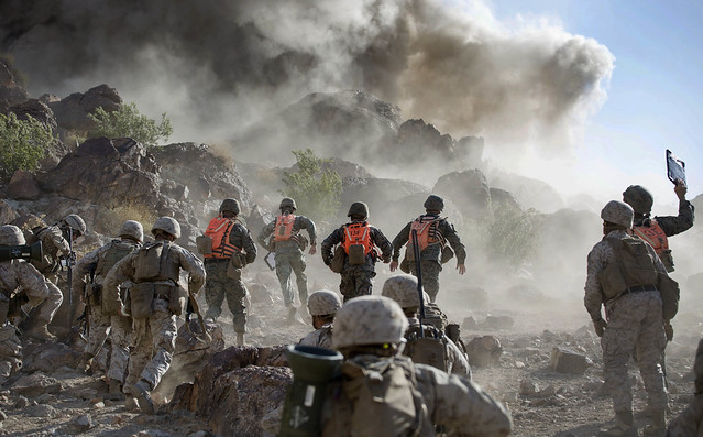 COP-Out: The Military and climate change and justice