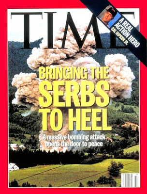 NATO's destruction of Serbia: And where are Serbia, China and the West today?