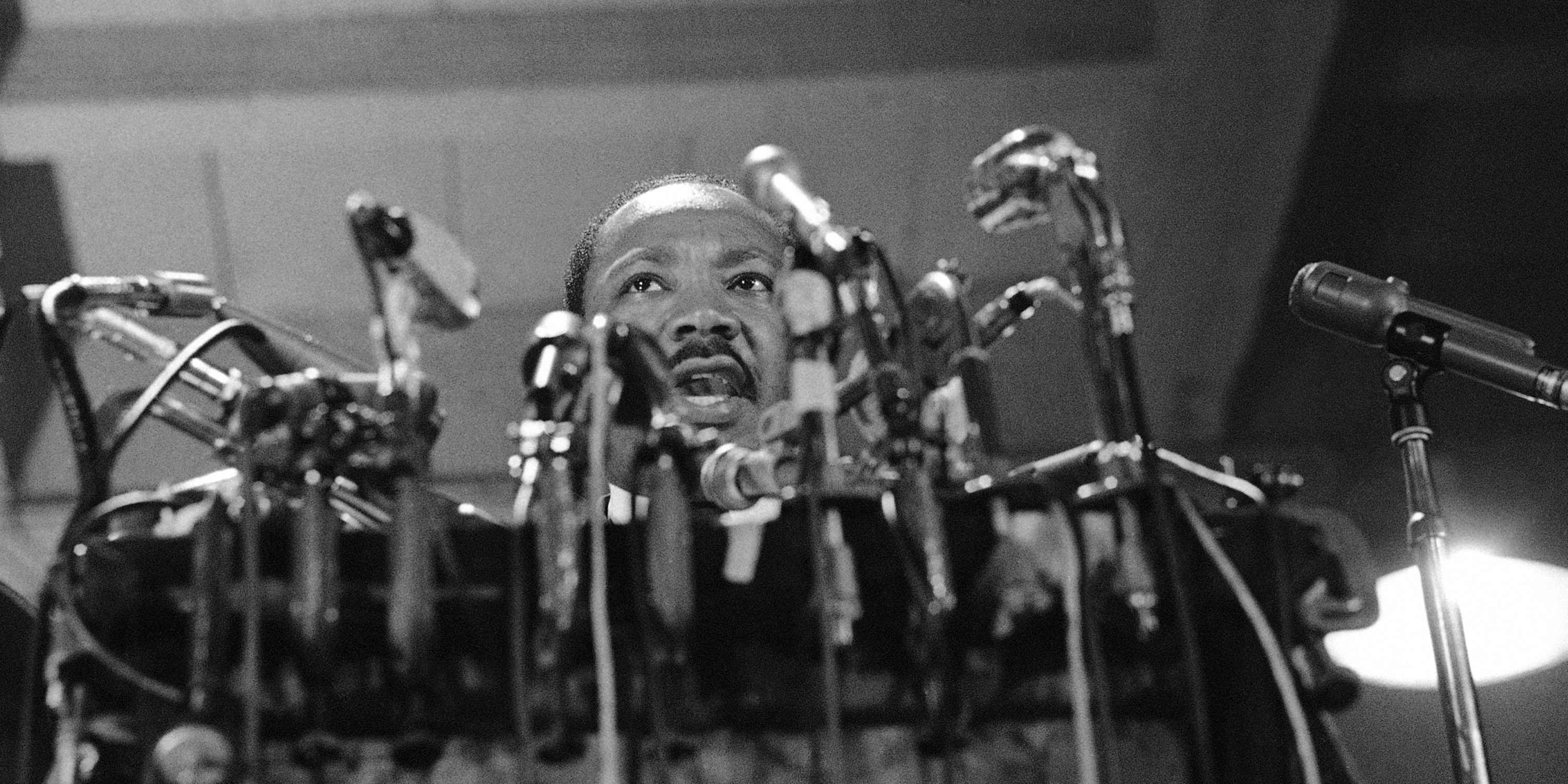 Martin Luther King Jr. spent the last year of his life detested by the liberal establishment | The Transnational