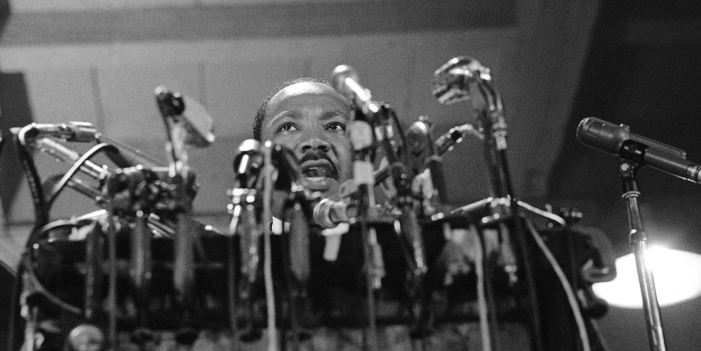 Martin Luther King Jr. spent the last year of his life detested by the liberal establishment