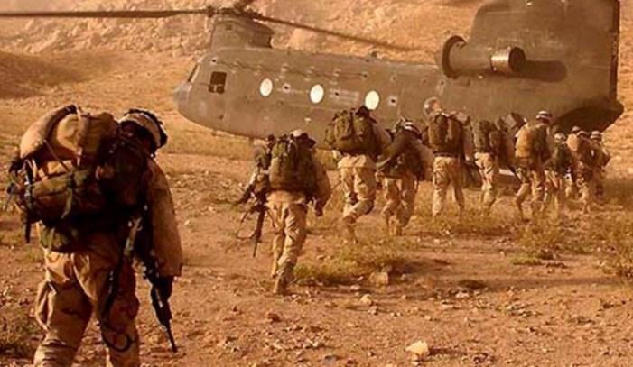 Håkan Wiberg: Afghanistan – War for the Sake of War