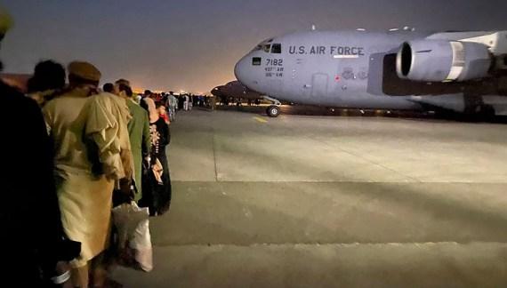 CGTN Think Tank survey: 84.6% believe U.S. war against terrorism in Afghanistan has failed