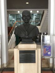 Bust of Nat Phothiprasat