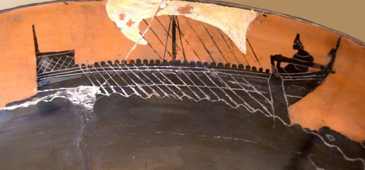 Theseus' ship's in fact a sieve