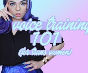 voice training