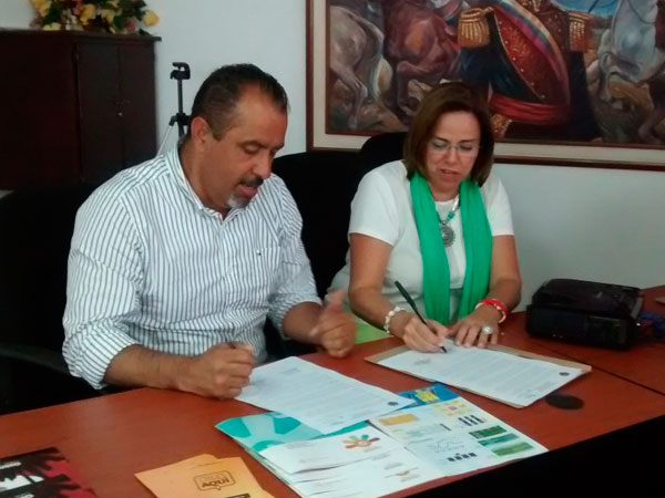 Transparencia Venezuela y la Alcaldía de Torbes firman convenio contra la corrupción