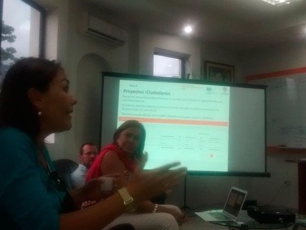 Transparencia Venezuela capacita a la Alcaldía de San Cristóbal en presupuesto participativo y rendición de cuentas