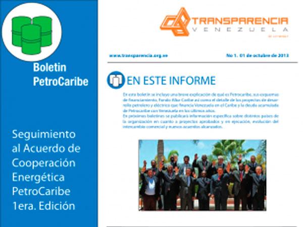 Petrocaribe representa el 50 % del presupuesto nacional en ingresos petroleros