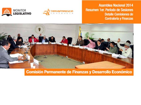 Acuerdos con China no fueron autorizados por la comisión de Finanzas de la AN