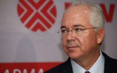Parlamento acuerda responsabilidad política de Rafael Ramírez por desfalco de 11 mil millones de dólares