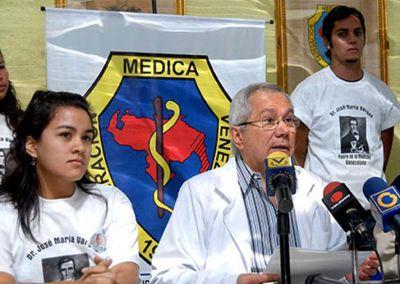 Médicos plantean al Gobierno mesa de diálogo