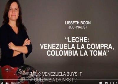 Venezuela la produce y Colombia se la toma