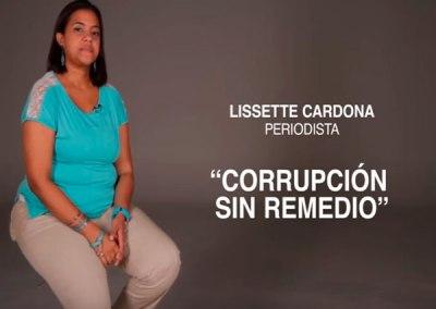 Corrupción sin remedios